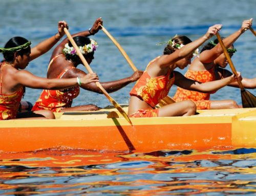 HAWAIKI NUI VA 'A: THE BIGGEST CANOE RACE IN THE WORLD